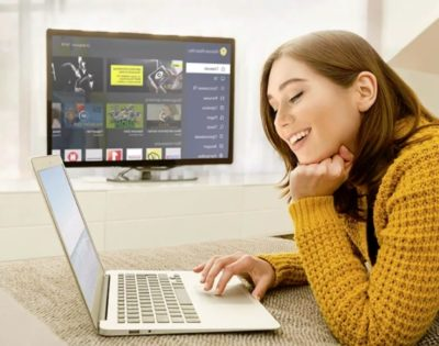 как узнать провайдера интернета в доме
