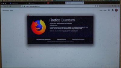как обновить браузер на планшете