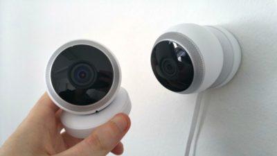 как настроить камеры видеонаблюдения