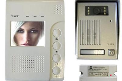 как подключить видеодомофон к подъездному домофону
