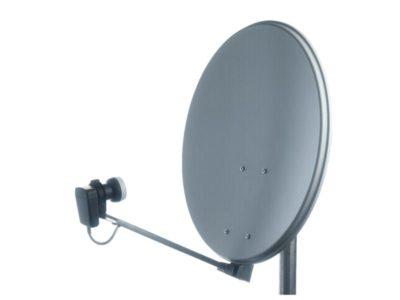 как работает спутниковая тарелка