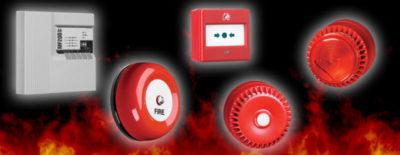 как работает пожарная сигнализация