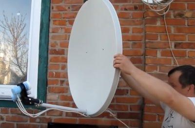 что такое спутниковое телевидение