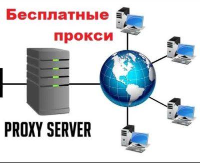 как отключить прокси сервер